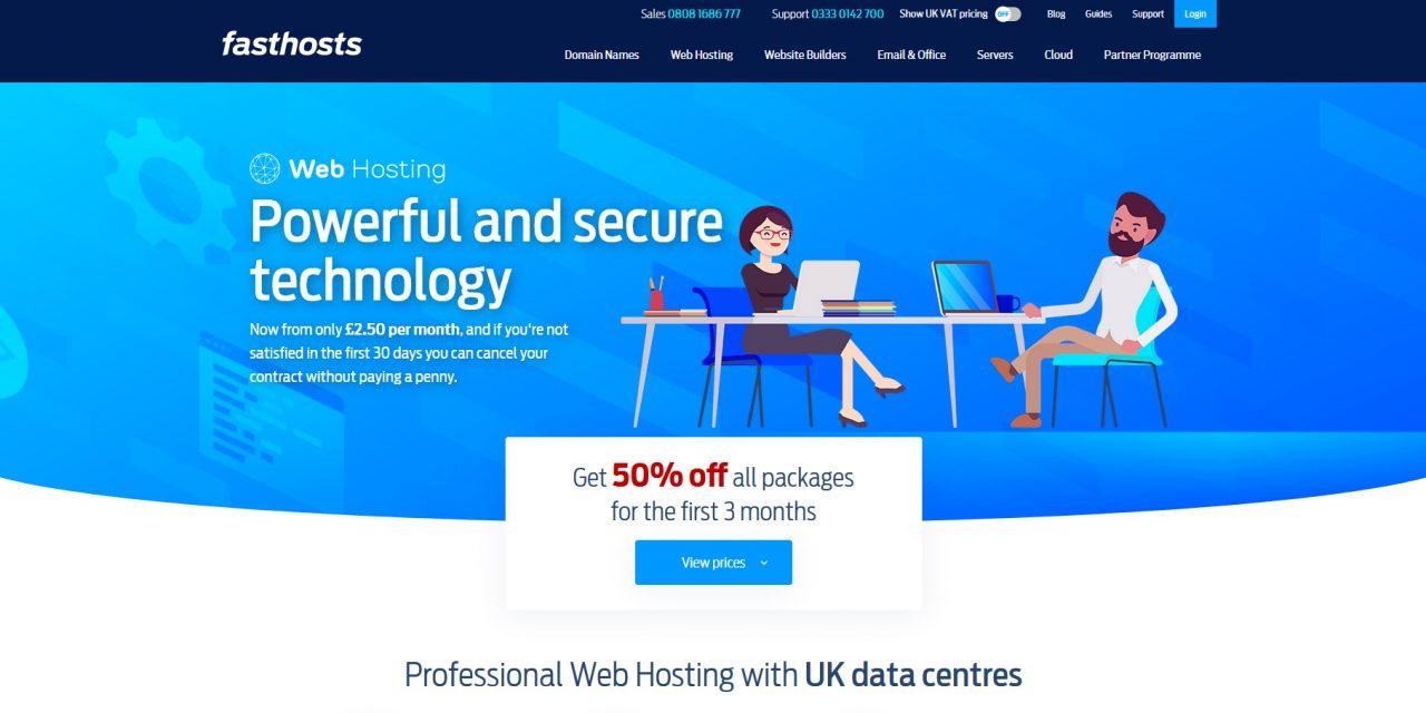 unmetered bandwidth web hosting