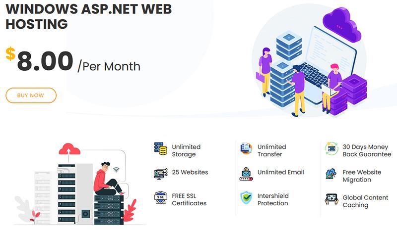 InterServer reliable uptime hosting-2021