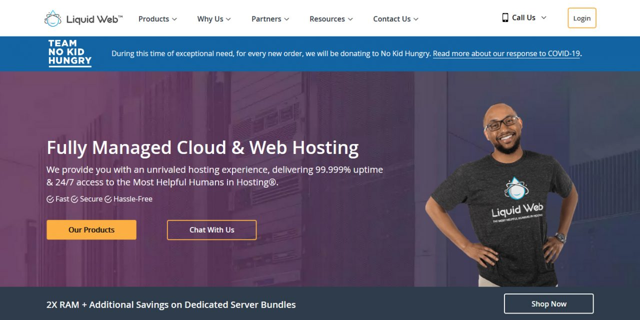 LiquidWeb Hosting Review