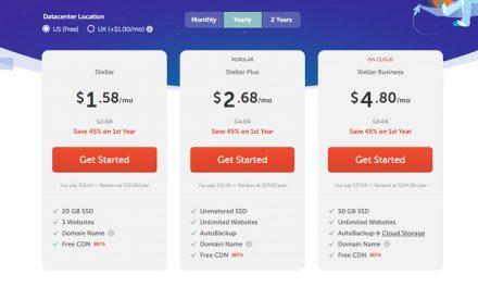 NameCheap web hosting review-2022